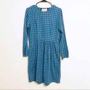 Ace & Jig Virginia Dress in Nocturne Long Sleeve